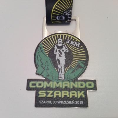 Chyży Commando Szarak