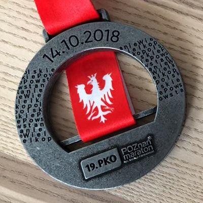 19 Maraton Poznań