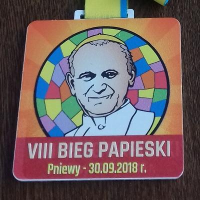 Nie tak miało być… – 8 Bieg Papieski