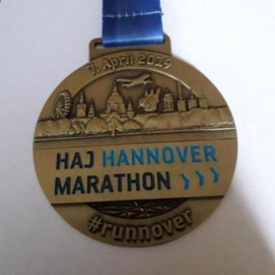 Haj Hannover Marathon 2019