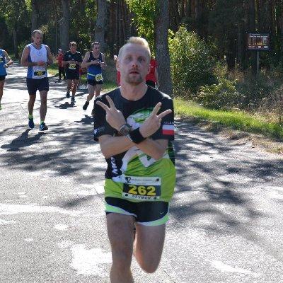 Pierwszy Półmaraton Szymka